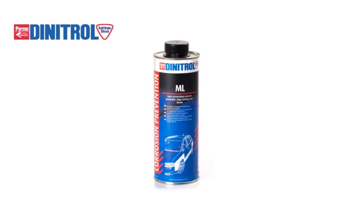 dinitrol ML cavity wax 1 Ltr car rust prevention corrosion protection coating automotive cars