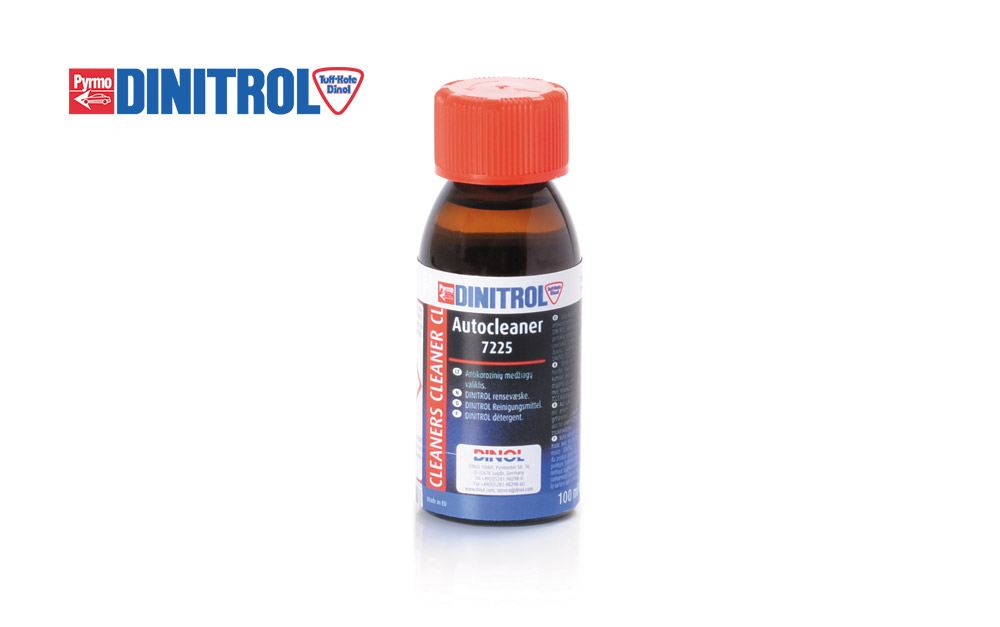 DINITROL-autocleaner-7225-100ml-bottle-Cleans-dissolves-fats-waxes-engine-diesel-oils-OEM-approved-rustproofing-chassis-treatments-underbody