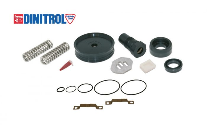 1705700-DINITROL-service-set-air-motor-for-high-pressure-airless-pump-1-26-rust-proofing-equipment-car-underbody-chassis-coating-commercial-vehicle-rust-prevention-coating