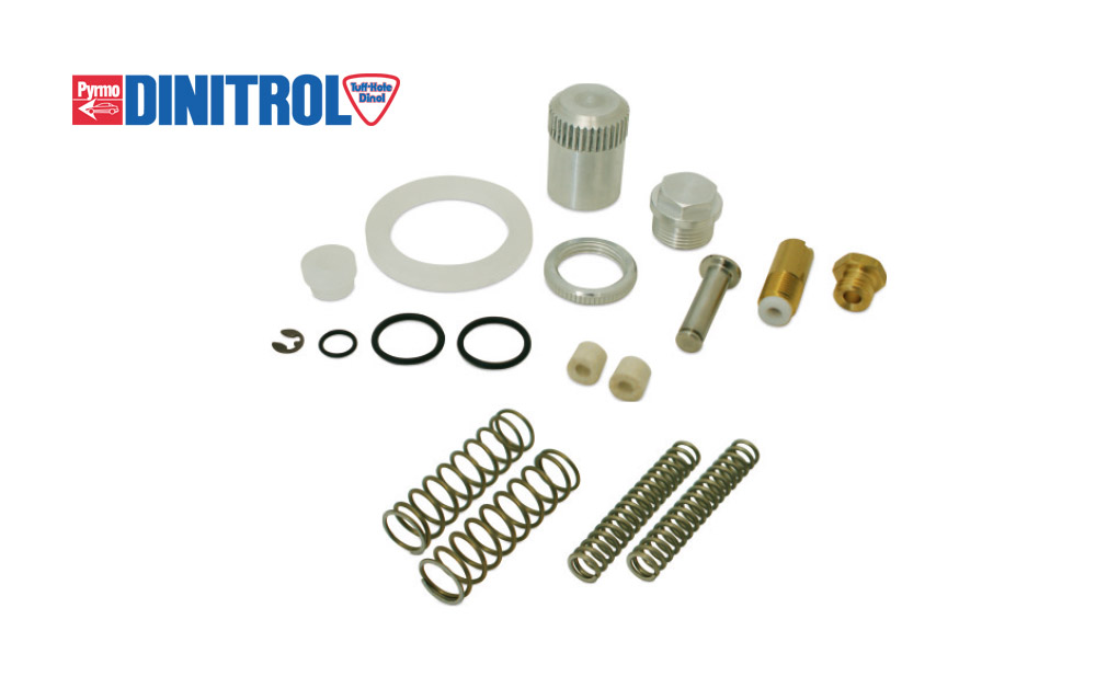DINITROL-service-set-parts-for-Pressure-Pot-Gun-1706700-car-rustproofing-4x4-rustproofing-commericial-vehicle-chassis-coating-underbody-protection-rust-prevention