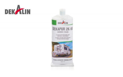 DEKALIN Dekapur 2K-90 Flexible Polyurethane Adhesive structural repairs and bonding plastic caravans and motorhomes