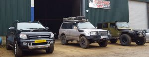 PB customs Oundle Peterborough DINITROL treatment centre rustproofing classic car restoration underbody chassis body off road 4x4 northamptonshire