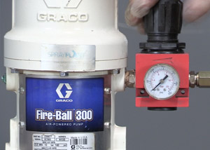 Video Guide How to Clean a GRACO Fireball Pump & Spray Tool Equipment DINITROL Underbody Coating