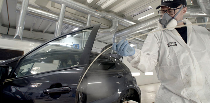 automechanika dinitrol uk aftermarket supply chain rust prevention automotive rustproofing vehicle repair rust-prevention chassis coatings oem