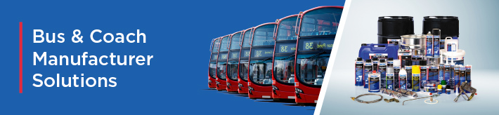 bus coach vehicle manufacturer oem approved chassis underbody rust prevention corrosion protection cavity waxes rust converter bonding sealing adhesives dinitrol uk