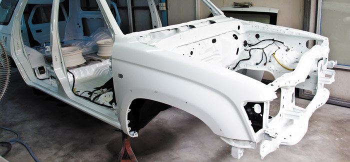 Chassis coatings underbody sealants and cavity waxes for car restoration with RC900 rust convertor spray
