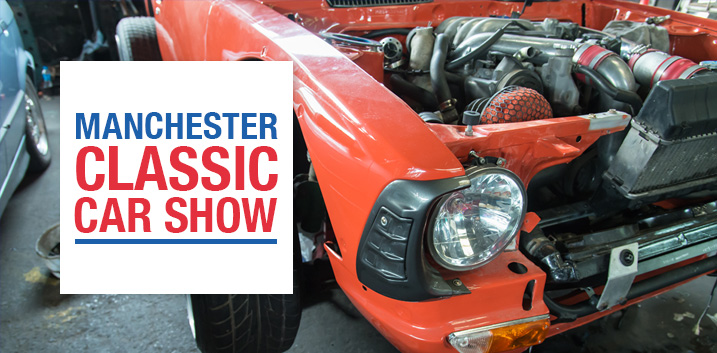 classic car show manchester restoration workshops leeds college trimming panel forming welding rally sport motorsport dinitrol