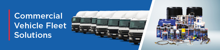 commercial fleet operators commercial vehicle manfacturers corrosion protection rust prevention rust converter transportation waxes sound dampening dinitrol uk oem