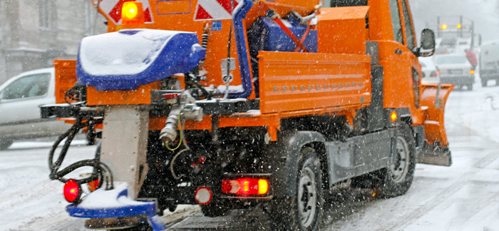 DINITROL Treatment centres provide rust treatment and anti corrosion coatings for salt spreaders and gritters. OEM approved Rust prevention solutions