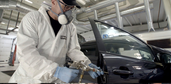 dinitrol treatment inspection, dinitrol spray diagrams for vehicle rustproofing and cavity wax injection applications