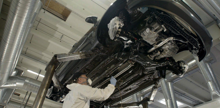 rust prevention anti corrosion protection chassis underseal car rustproofing underbody coating rust prevention coatings treatments dinitrol centre uk land rover car bus