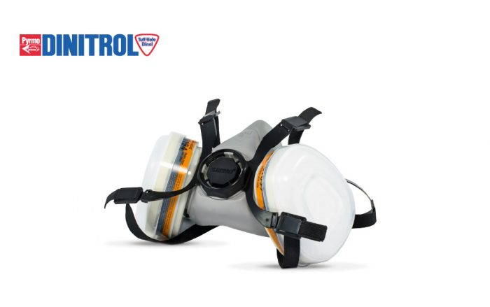 twin respirator twin respirator mask maintenance free dual cartridge respirator dinitrol rust proofing chassis coating rust treatment applications uk aftermarket