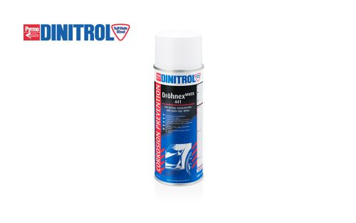 DINITROL-Drohnex-441-500ml-white-aerosol-Long-term-protection-against-stone-chipping-synthetic-resin-plastic-basis-oem-approved-dinitrol-uk-direct