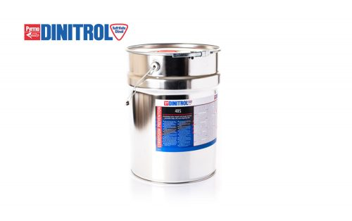 DINITROL 485-20L-pail-Non-sticky-film-for-use-panel-overlaps-grooves-spot-welding-seams-engine-compartment-dinitrol-direct-uk-OEM-approved
