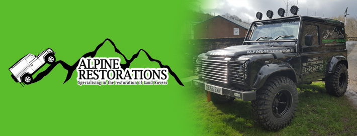 Official DINITROL Treatment Centre UK. Vehicle rustproofing treatment applications for off-road vehicles, classic car restoration, agricultural vehicles, SUV, Land Rover and overland Range Rover vehicles