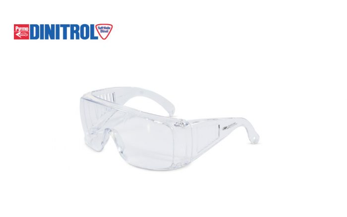 CPS 1 safety spectacles eyewear safety ideal for dinitrol rustproofing underbody chassis coating applications vehicle body repair dinitrol uk supplier aftermarket