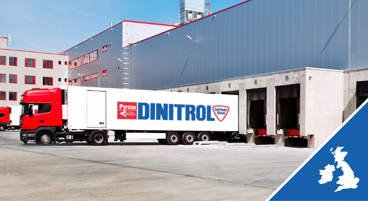 Find Dinitrol UK stockist for vehicle manufacturer or aftermarket supplier of automotive corrosion protection coatings and rust treatments