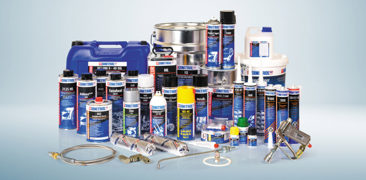 automechanika birmingham nec 2017 automotive supply chain aftermarket rustproofing corrosion protection underbody chassis rust prevention