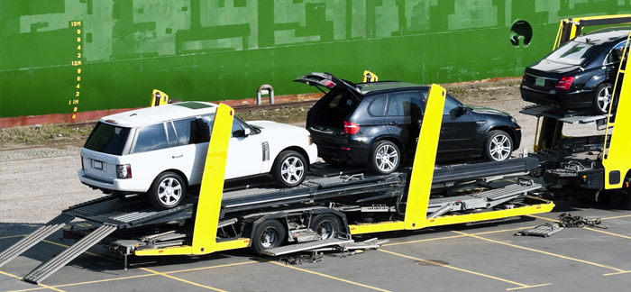 vehicle transportation waxes for export cars, import hubs protection against sea salt corrosion and rusting, automotive manufacturer corrosion prevention