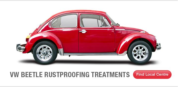 classic VW beetle for sale dinitrol treatment rustproofing volkswagen beetle underbody rustproofing treatment centres