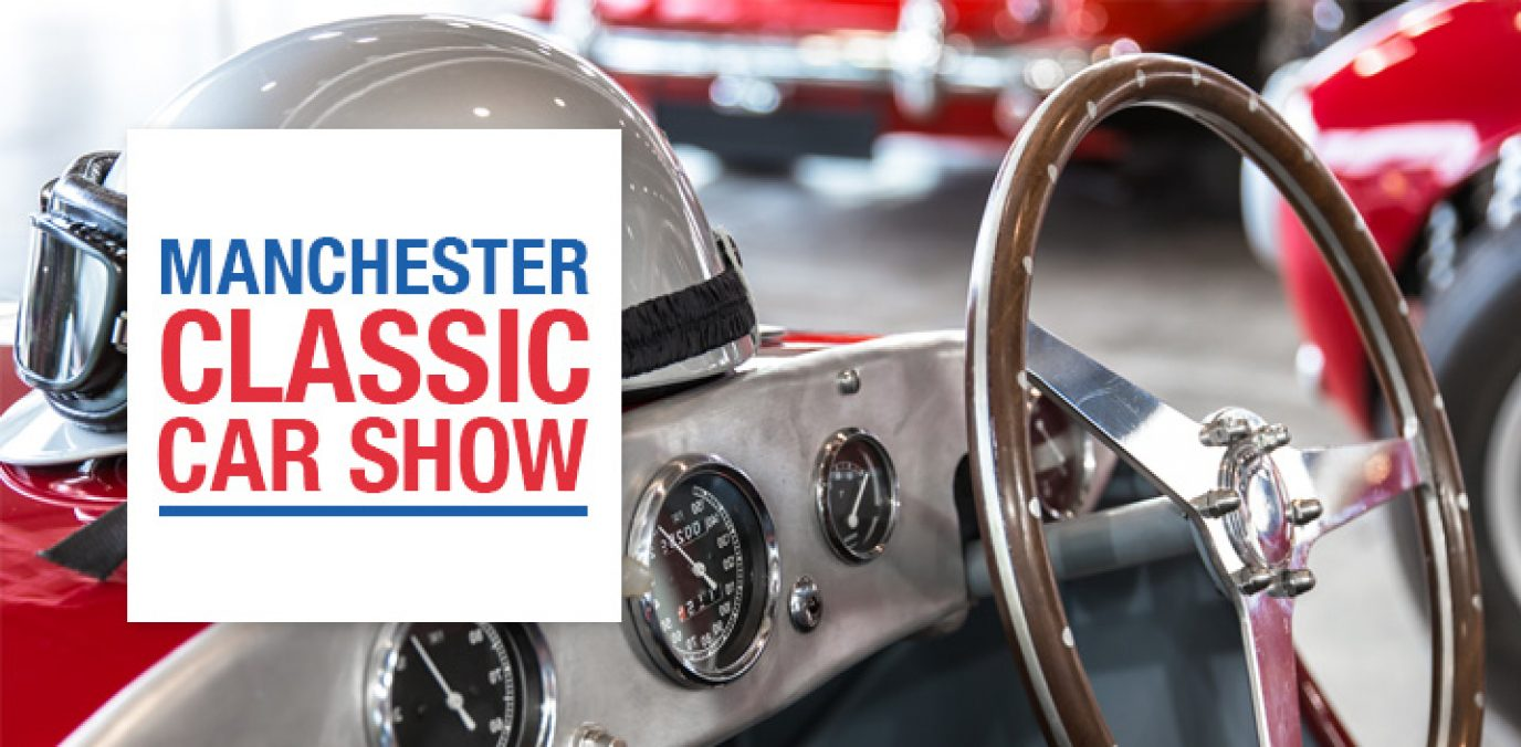 classic car show manchester event city trafford centre paul woodford concours footman james rust protection restoration projects