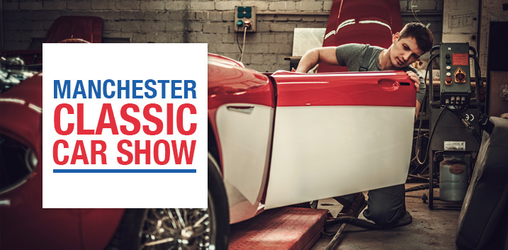 classic car show manchester leeds college restoration workshops codeclean concours dinitrol rustproofing treatment-kits DIY