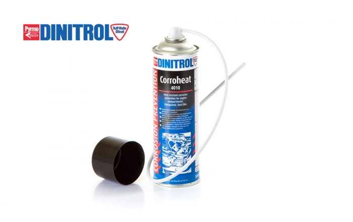 dinitrol 4010 corroheat engine preservation corrosion protection compartment kit nozzle attachment engine compartment preservation
