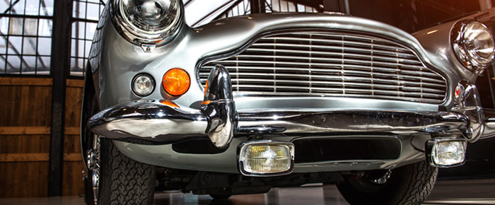 classic car restoration projects, rust prevention and rust convertors for repair. Classic underbody chassis coatings, cavity waxes DINITROL treatment centres