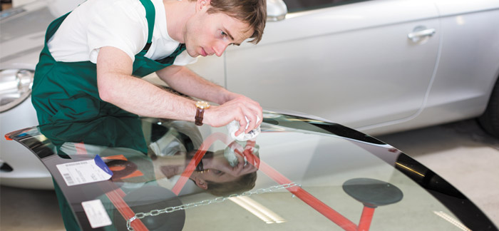 Automotive windscreen replacement and windscreen repair aftermarket products for direct glazing of vehicles including cars
