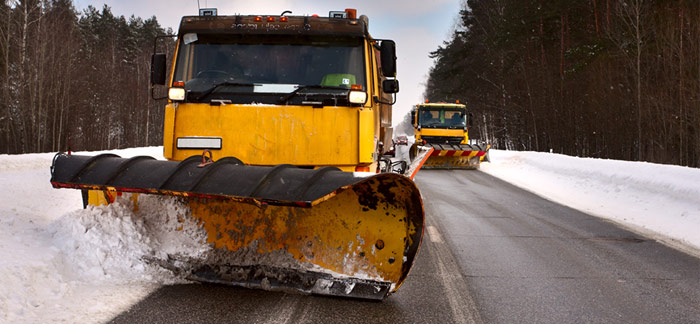 salt spreaders and gritting vehicles council fleet corrosion protection with underbody chassis coatings and rust treatments