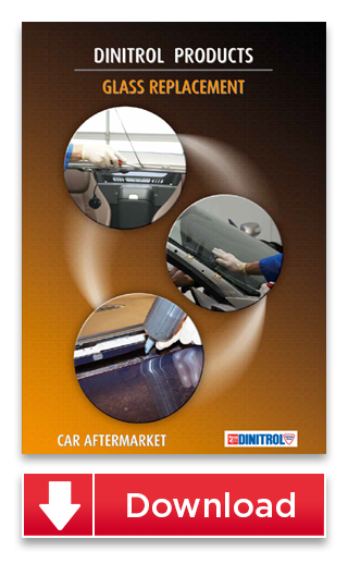polyurethane adhesive direct glazing windscreen replacement product solutions