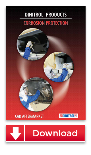automotive aftermarket railway industry sector oem solutions corrosion protection rust prevention treatments