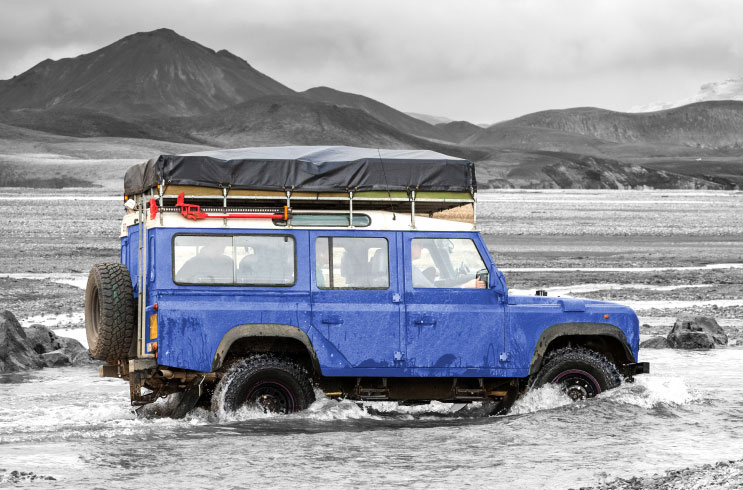 4x4 Off-road LandRover Rustproofing Kit
