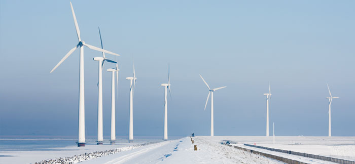 Wind farms & solar panel farms corrosion protection with DINITROL OEM approved coatings with anti-corrosion treatment plan