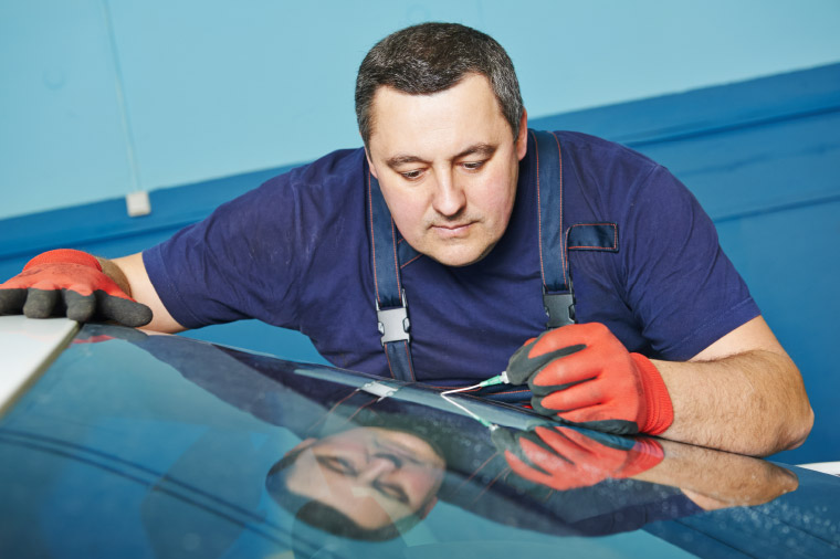 polyurethane direct-glazed automotive glass parts dinitrol adhesives product solutions