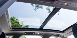 leaking-car-sunroof-1-water-ingress- drain tubes blocked guide below on how you can fix a leaking car sunroof