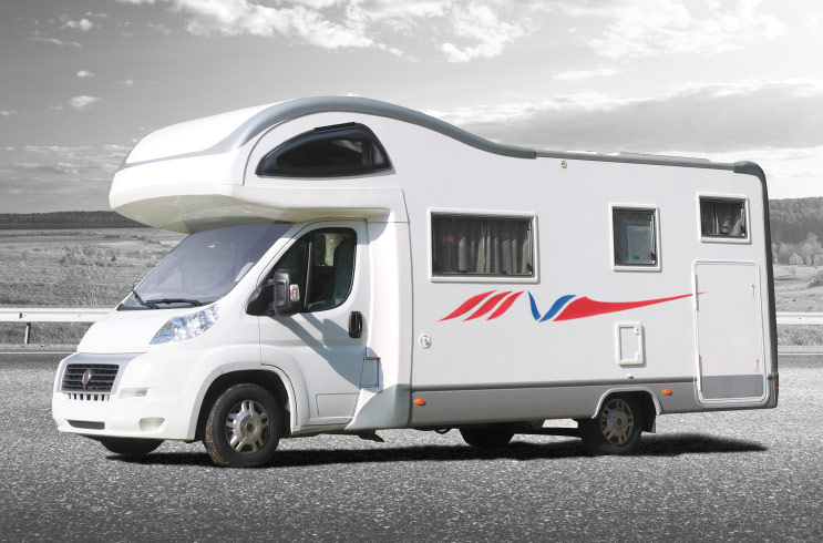 Motorhome, RV and caravan Rustproofing Kit