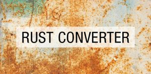 rust converter rc 900 epoxy rust converter rc 800 co polymer rust converter rustproofing turn into safe organic iron complex classic car restoration rust treatment